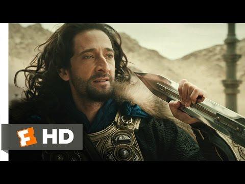 Dragon Blade - Tiberius vs. Yin Po Scene (5/10) | Movieclips