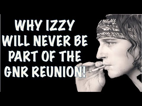 Guns N' Roses News: Why Izzy Stradlin Will Never Be A Member of Guns N' Roses Again