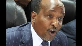 BREAKING NEWS: High Court upholds Aden Duale's victory