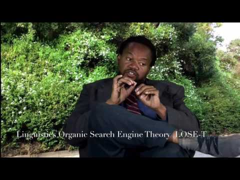Introduction To Linguistics Organic Search Engine Theory (LOSE-T)