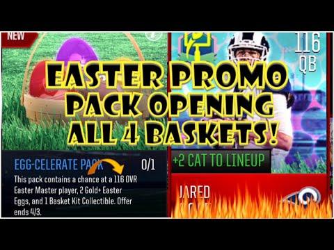Easter Promo is Here - Basket Builder Opening