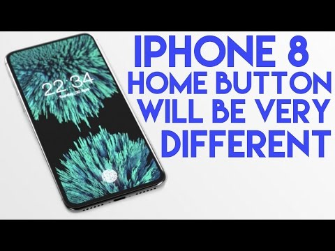 Download Youtube: iPhone 8 Home button won't be like any other...