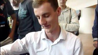 Top 32 - European Yu-Gi-Oh! WCQ 2015 - Matthew Mills - Masked Heroes (10-0 swiss)
