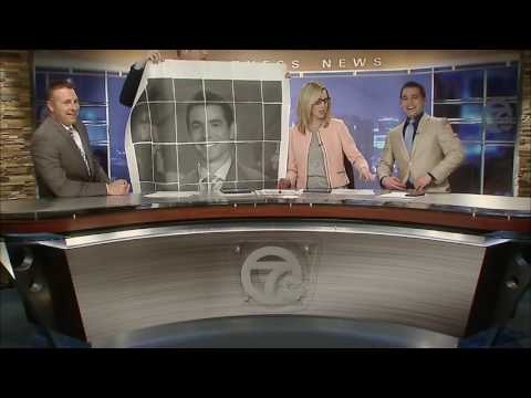 WKBW sports anchor named one of the 50 hottest local news anchors by Buzzfeed