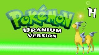 Pokémon Uranium | #14 Wie wohl das Angeln funktioniert? [ ~JV~,  Involuntary-Twitch, 2016 ]