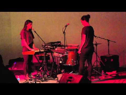 Deradoorian     live  in Detroit   MOCAD  2015