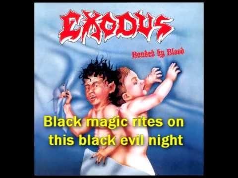 Exodus  Bonded  Blood Lyrics