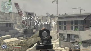 Updated MW2 APPCLIP !!