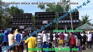 Dj  INTRO👂कान फाड़ देगा 🎧 यह Music || khatrnak daillok mixx dj sk mixxingh