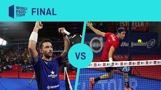 Resumen Final Masculina Sanyo/Maxi Vs Botello/Ruiz Estrella Damm Menorca Open | WPT