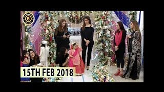 Good Morning Pakistan - Fiza Ali & Sadia Imam - Top Pakistani show