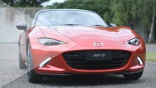 2016 Mazda MX-5 world premiere - DESIGN