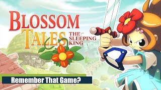 Blossom Tales: The Sleeping King Review | A Link Between Games