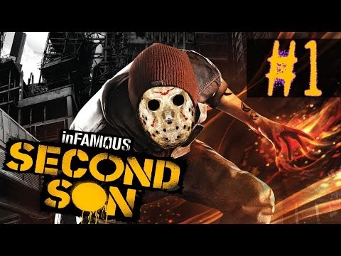 Infamous: Second Son. Прохождение. Часть 13 (КОНЕЦ!)