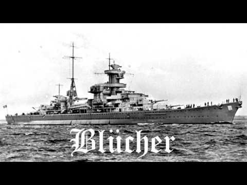 Kriegsmarine Ships - Hitler's Fleet - Buques de la Kriegsmarine