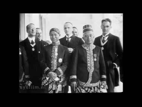 Bestuurswisseling in Nederlandsch-Indië