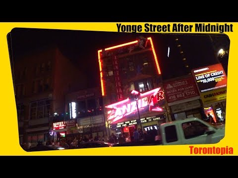 Yonge Street After
