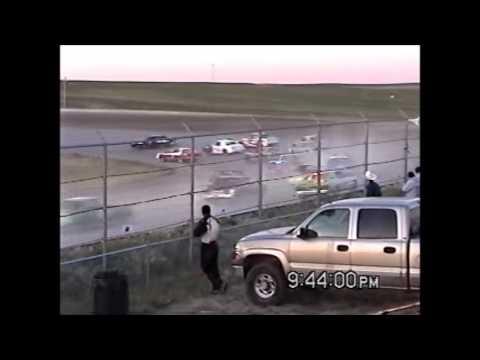 Southwest Speedway Hobby Stocks 6-24-17