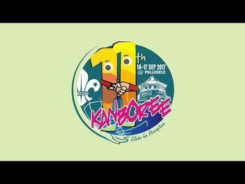 11th Kanboree Scout Song - 2017