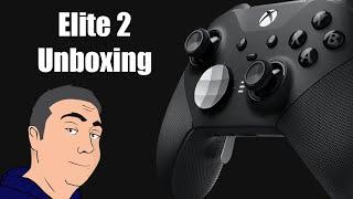 Unboxing Xbox Elite Wireless Controller Series 2