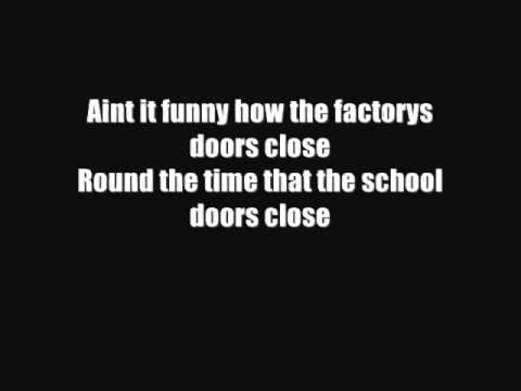 Rage Against The Machine - Ashes in the Fall (Lyrics)