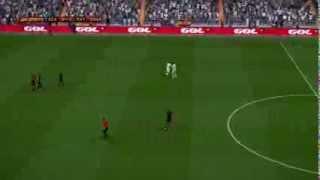 Coup franc / free kick Gareth Bale Fifa14