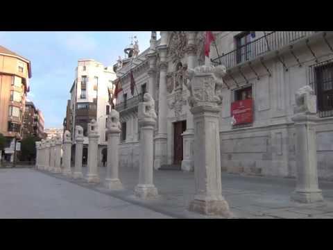 Restauraci n de los leones de la fachada de la universidad - Escuela arquitectura valladolid ...