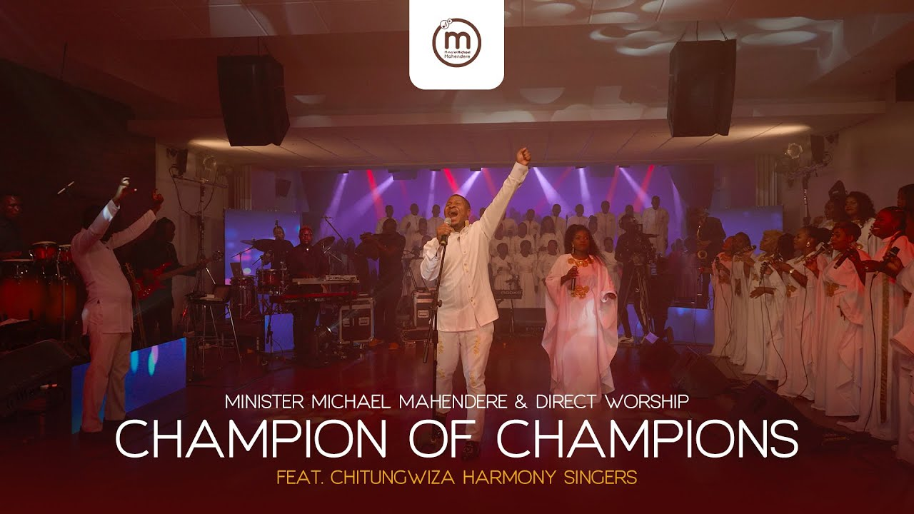 Champion Of Champions (Live) - Minister Michael Mahendere ft. Chitungwiza Harmony Singers | The SPOW