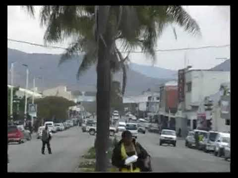 Mutare City in Zimbabwe