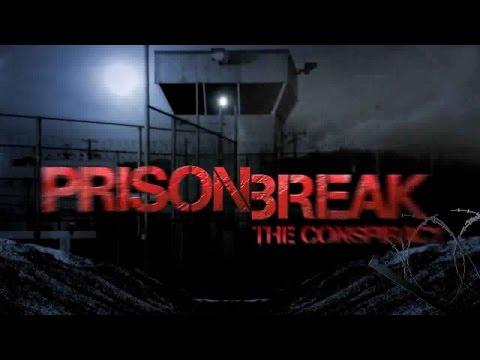 PRISON BREAK : The Conspiracy (FilmGame complet)