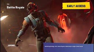 'Fortnite' Nouveau critère de gameplay de la peau