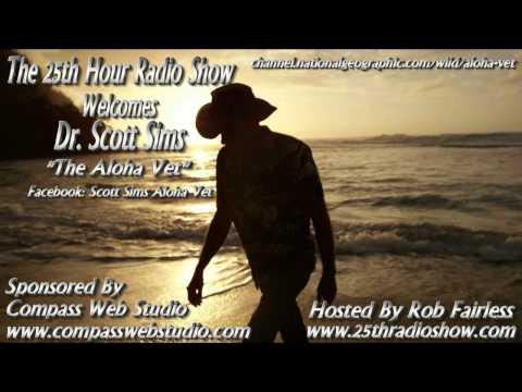 Dr scott sims the aloha vet natgeo wild youtube