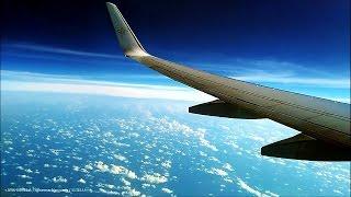 Perjalanan Udara Naik Pesawat Terbang ke Makassar Sulawesi Selatan