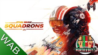 Star Wars Squadrons Review - Amazing Story, great characters? (Video Game Video Review)