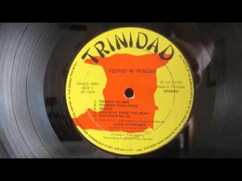 Lord Kitchener – Tourist In Trinidad With Kitch (1974) -  Calypso  - Vinyl Album