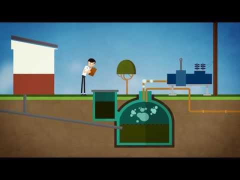 Les digesteurs à biogaz [Info Compensation Carbone]