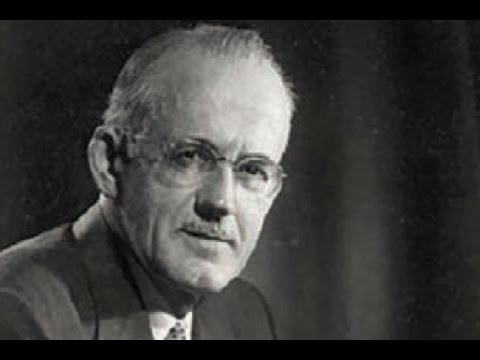 A. W. Tozer Sermon - Riches that Bring No Sorrow