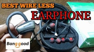 Best wireless sport headphones for you ! best quality....