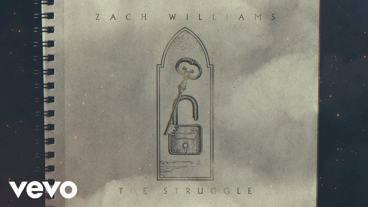 Download Zach Williams - The Struggle (Official Lyric Video)