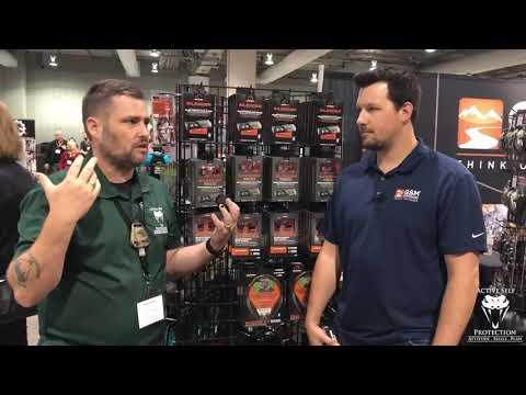 Walker's: In-Ear Rechargeable Bluetooth Ear Pro (USCCA Expo 2019)