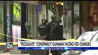 Comet Ping Pongs' hardrive hit by stray bullet?!