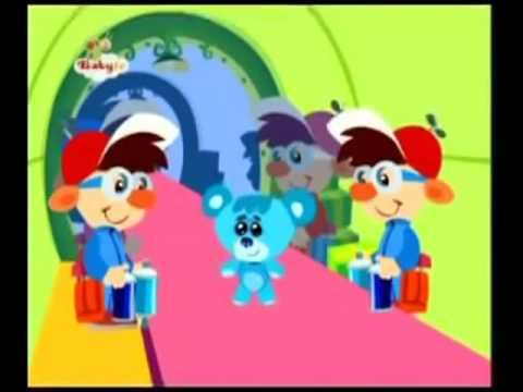 Babytv Zoom The Manufacturing Of Toys English Youtube