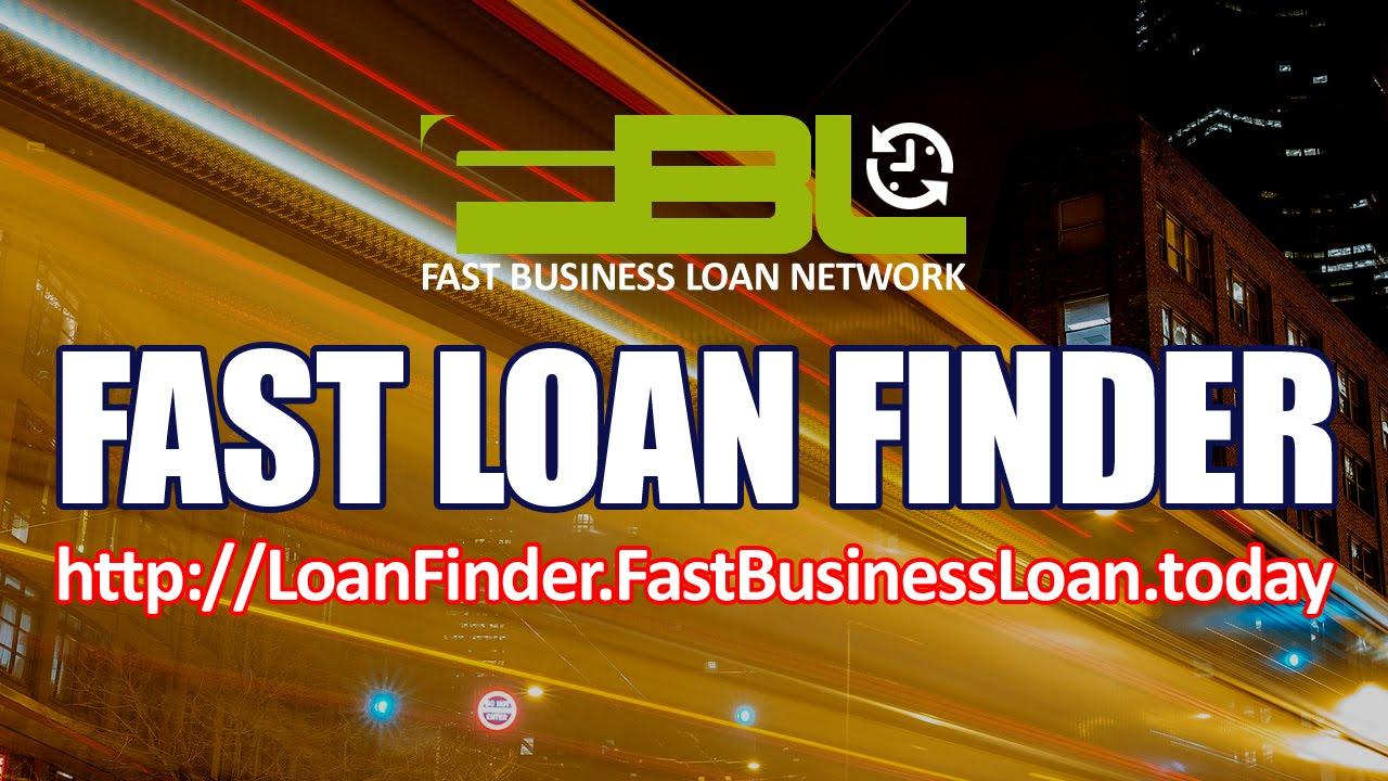 FastBusinessLoan.today Loan Matching Service: Get a Business Loan Fast! - YouTube