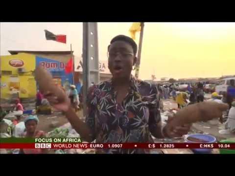 Angola's Economy
