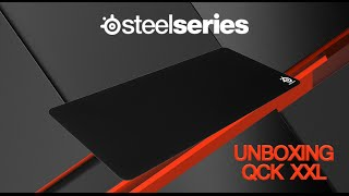 Unboxing SteelSeries QcK XXL [Bahasa Indonesia]