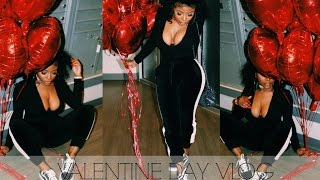 """VALENTINE DAY VLOG 