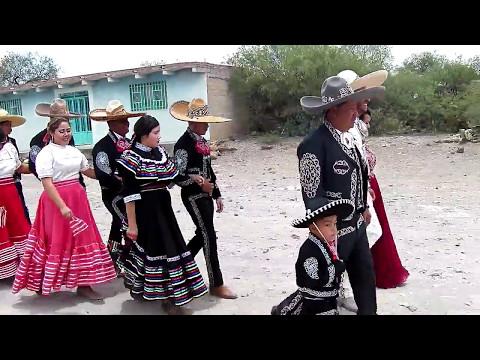 Alfonso y Abigail  Nuestra Boda 13 Mayo 2017 Cañas Sain Alto Zac.