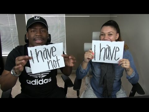 NEVER HAVE I EVER CHALLENGE!!! (DAMIEN & BIANNCA)