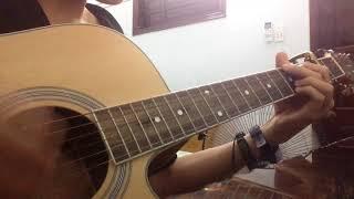 (Guitar Cover) Chia tay - Bùi Anh Tuấn