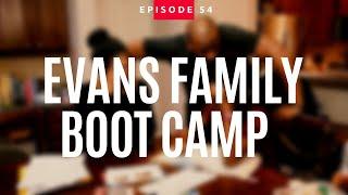 Evans Family Bootcamp | Jonathan Evans Vlog